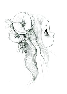 Find images and videos about girl, art and text on we heart it - the app to get lost in what you love. Pencil Sketch Drawing, Pencil Drawings, Colorful Drawings, Easy Drawings, Colouring Pages, Coloring Books, Line Art Images, Copic Drawings, Native American Art