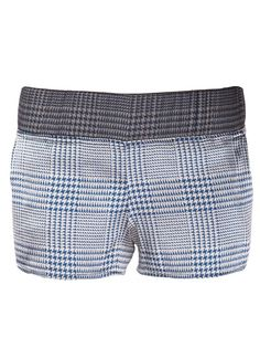 ROSEANNA Houndstooth Shorts