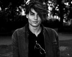 Old School Johnny Depp! :)