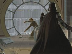 star wars episode 5 concept art - Google Search