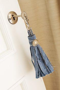 Tutorial nappe usando i jeans idea regalo economica per Natale