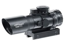 Walther RS55 Tactical Scope-4x32 Walther RS 55 4 times 32 Compact Tactical Scope with illuminated reticle Featuring 7 levels of brightness windage