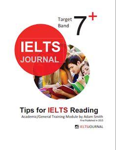 IELTS Journal - Tips for IELTS Reading