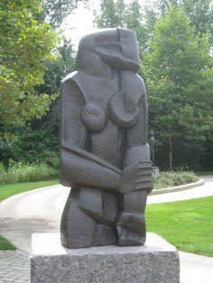 Ossip Zadkine - Outdoor Sculpture Park
