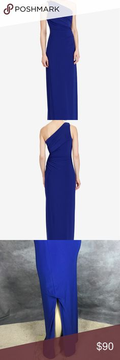 Ralph Lauren Women Wiggle Maxi Evening Dress Great used condition Lauren Ralph Lauren Dresses Maxi