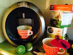 Coffe Anyone? Nescafe Dolce Gusto