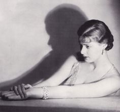 A young Ingrid Bergman, C.1930's