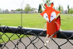 Happy Earth Day!!! To Celebrate Here is a Toilet Roll Craft for Kids – A Little Fox