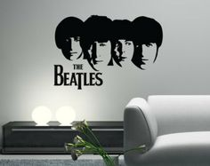 beatles silhouette font - Google Search