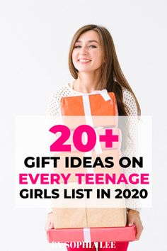 gifts for teenage girls christmas 2020 Small Christmas Gifts, Creative Christmas Gifts, Christmas Gift Guide, Tween Gifts, Teenage Girl Gifts, Christmas Shopping Online, College Student Gifts, Minimalist Christmas, Birthday Woman
