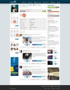 #AuditionU  #WebsiteDesigns