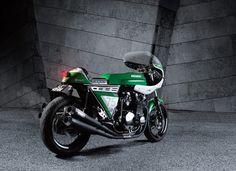 RocketGarage Cafe Racer: Kawasaki K1000 R