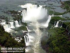 Iguazú Argentina - Portal de las Cataratas del Iguazú