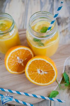 Lemoniada pomarańczowa Grapefruit, Drinks, Food, Drinking, Beverages, Eten, Drink, Meals, Beverage