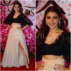 Celebrity Style,anushka sharma,Shehla Khan,Allia Al Rufai,Shehlaa,Nirav Modi,Lux Golden Rose Awards 2016