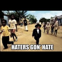 Hey Alex! - Haters Gon' Hate