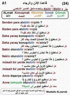 Billedresultat for arapca-edatlar-baglacla Learn Turkish Language, Arabic Language, English Language, Turkish Lessons, Language Quotes, Learning Arabic, Arabic Love Quotes, Learn English, Vocabulary