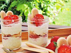 FOOD | Very Berry – Erdbeertiramisu im Glas (ohne Ei) – Starlights in the Kitchen