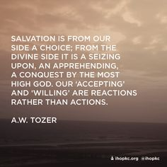 """""""How shall we escape if we neglect so great a salvation, which at the first began to be spoken by the Lord, and was confirmed to us by those who heard Him..""""- Hebrews 2:3 #ihopkc #salvation #choice"""