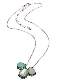 """Simple and sparkly! Plus """"Mint"""" is in! Under $20"""