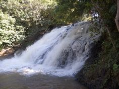 Cachoeira do Salto Major Levy