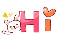 Hi Quotes, Morning Gif, Line Sticker, Gifs, Kawaii, Stickers, Fictional Characters, Art, Art Background