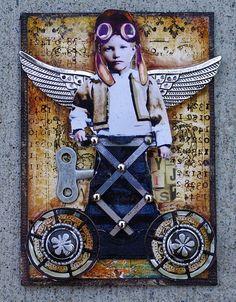 atc steampunk kid by butterflie1, via Flickr