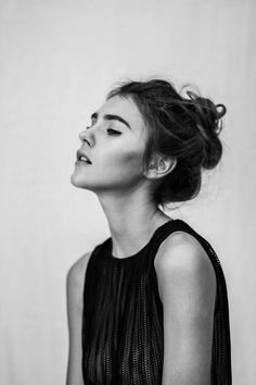 Photo: Prissilya Junewin Model: Stefanie Giesinger