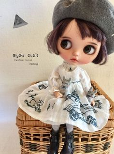 *Blythe outfit・パペット・洋服set ♪ *_画像1