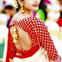 The blouse theory by #minalthakker #festivemood #brocade wala blouse #ilovedetailing