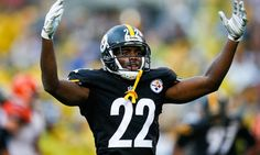 PITTSBURGH, PA - SEPTEMBER 18:  William Gay #22 of the Pittsburgh Steelers reacts after a defensive stop in the second half during the game against the Cincinnati Bengals at Heinz Field on September 18, 2016 in Pittsburgh, Pennsylvania. (Photo by Justin K. Aller/Getty Images)
