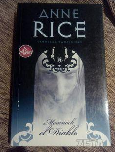 Memnoch el diablo de Anne Rice