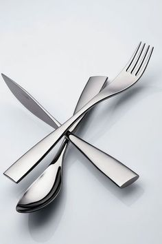 Christofle Claudio Colucci flatware.