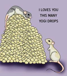 yep, my rats LOVE yogurt drops. Funny Rats, Cute Rats, Rat Care, Dumbo Rat, Rat Toys, Pet Mice, Cute Little Animals, Fur Babies, Creatures