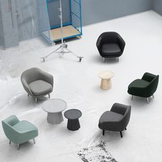 SUM //⠀ ⠀ Designed by Simon Legald for Normann Copenhagen ⠀ ⠀ Single, Two, Four, Nine modules, whatever the number sum is well-proportioned sofa design that stands as the epitome of contemporary elegance. Danish Design Store, Pine Table, Modular Sofa, Nesting Tables, Small Tables, Lounge Areas, Light Table, Sofa Design, Decoration