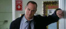 I refuse to believe Detective Elliott Stabler is fictional...