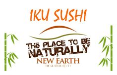 Iku Sushi Counter | New Earth Market - I need to eat there.