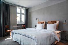 Great Dane: Hotel SP34 in Copenhagen: Remodelista