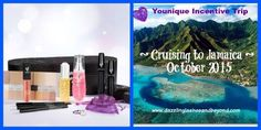 Today is the first time EVER Younique is giving away an incentive when you sign as a Presenter and decide to take control of YOUR life. I can show YOU how to earn a FREE trip....to Jamaica!   Message me for some info!  #jamaica #younique #USA #CANADA #UK #NZ #AU #makeup #beyourownboss #sahm #wahm #mascara