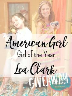American Girl Doll of the Year: Lea Clark Giveaway ends 02//08