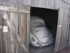 """Barn find!"" This is one of the things I dream about finding. -CAB"