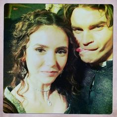 Katherine & Elijah - The Vampire Diaries
