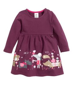 Product Detail | H&M US #Baby #girls #dresses