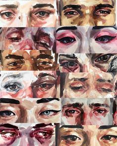Human drawing, gcse art sketchbook, a level art, digital art tutorial, art A Level Art Sketchbook, Arte Sketchbook, Kunst Inspo, Art Inspo, Art Sketches, Art Drawings, Eye Painting, Ap Art, Pretty Art