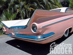 Custom Hot Rod 1959 Buick Invicta