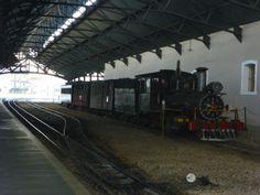 Locomotiva, Museu Ferroviário de São João del Rei, MG