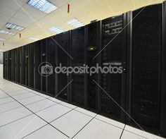 data center computers   Stock Photo © Zoran Skaljac