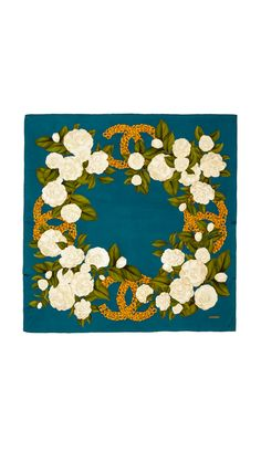 Vintage Chanel scarf. Perfection.
