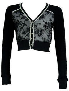 Vive Maria Sweet Cardigan - black | modern-store.de