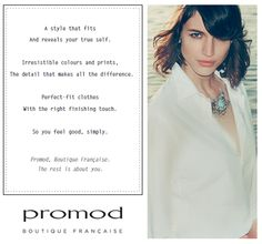 Offer for the fashionistas ! Buy products worth Rs. 4000/- and get accessories worth Rs.1090/- free #Promod #ForumCourtyard